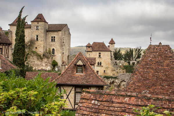 St Cirq - PLus Beaux Village de France--© Lot Tourisme C. Novello.jpg