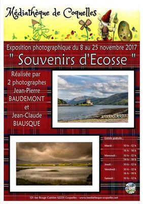 affiche Expo photo Ecosse du 8 au 25 novembre.jpg
