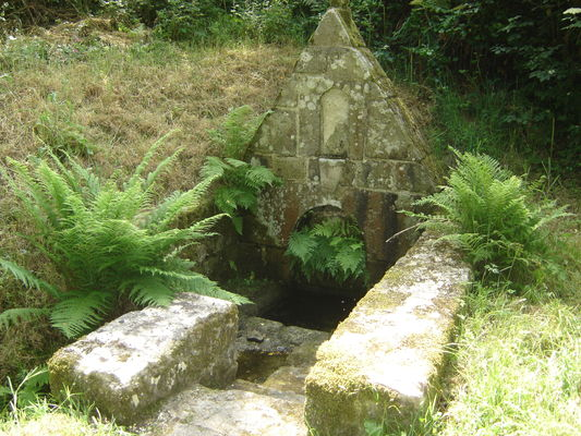 fontaine de St Vincent - Persquen - crédit photo OTPRM (2).JPG