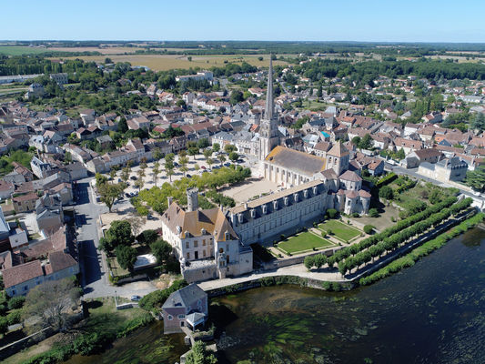 Abbaye de Saint Savin - Saint Savin - ©Momentum Productions Mickaël Planes (11).JPG