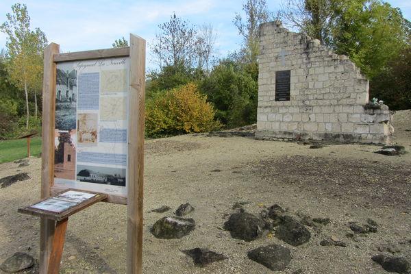 Cormicy - hameau détruit de Sapigneul.JPG