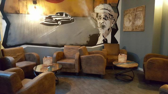 Zakapa - interieur
