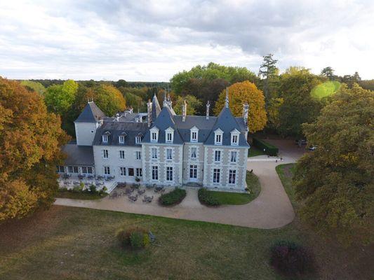 Chateau du Breuil - Vue du ciel 2.JPG