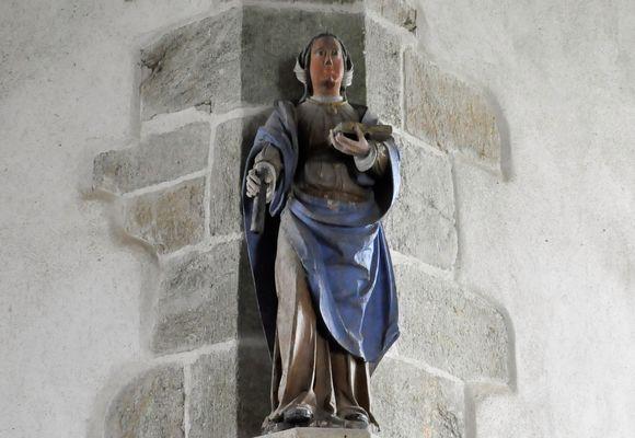 Chapelle St Eloi - Lanvenegen - Pays roi Morvan - Morbihan Bretagne sud - CP OTPRM (17).JPG