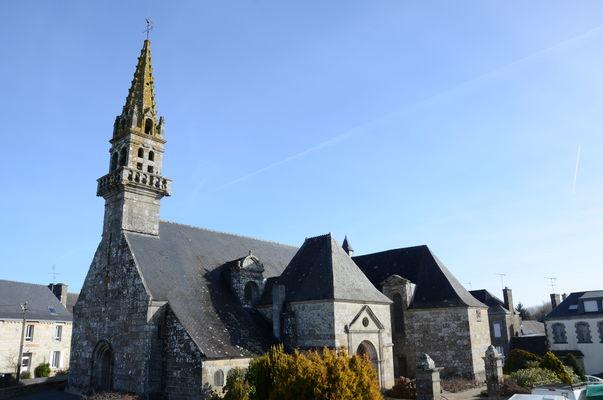 église Saint-Yves - Plouray -  ©RMCom (7).JPG
