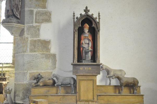Chapelle St Eloi - Lanvenegen - Pays roi Morvan - Morbihan Bretagne sud - CP OTPRM (34).JPG