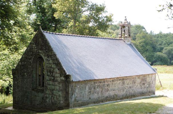 chapelle St Trémeur - Le Saint - crédit photo OTPRM (8).JPG