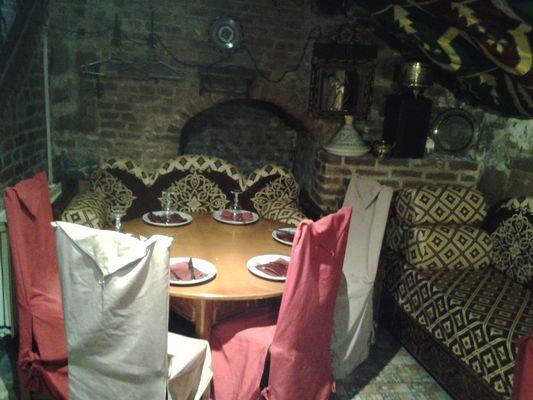 Le Marrakech - Valenciennes -  Restaurant - Intérieur Cave (2) - 2018.jpg