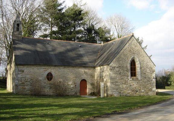 chapelle Ste Julienne - Gourin - crédit photo OTPRM.jpg