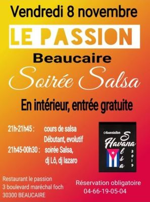Affiche Salsa à Beaucaire le 8 novembre.JPG