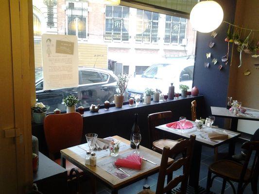 Cantine de Joséphine - Valenciennes -  Restaurant - Intérieur (2) - 2018.jpg