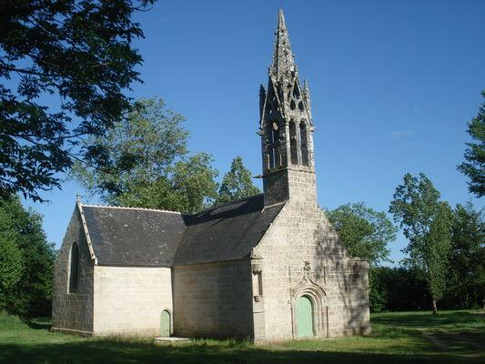 chapelle Saint Hervé - Gourin - crédit photo OTPRM.JPG