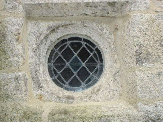 Chapelle St-Tugdual - Guiscriff - Pays roi Morvan - Morbihan Bretagne sud - CP OTPRM (3).JPG