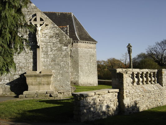 église - St-Caradec-Tregomel - crédit photo OTPRM.JPG