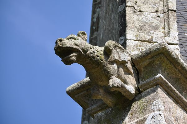 Chapelle St-Yves - Priziac - Pays roi Morvan - Morbihan Bretagne sud - CP OTPRM (48).JPG