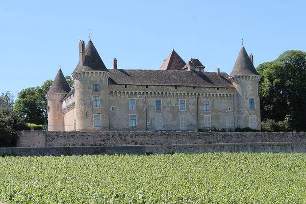 Rully Château et vignes