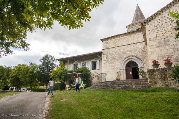 Prieuré de Lascabanes--© Lot Tourisme - C. Novello.jpg