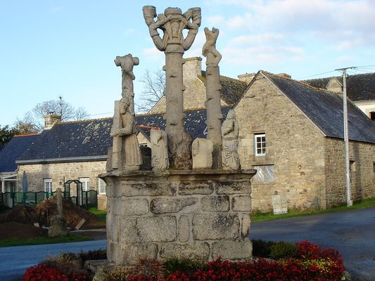Bonigeard - Meslan - Pays roi Morvan - Morbihan Bretagne sud - CP OTPRM (53).JPG