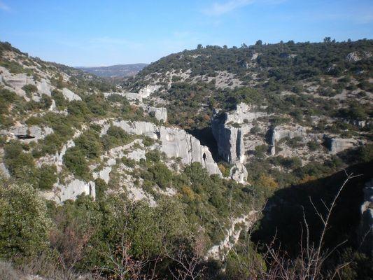 Amonts des gorges de Véroncles - Eric Garnier - PNR Luberon.jpg