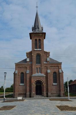 Bruay-sur-l'escaut-église tiers©OTCVM__4 2016.JPG