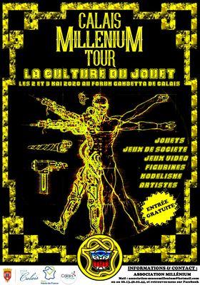 Salon du jeu Calais Millenium Tour 2 et 3 mai Forum Gambetta .JPG