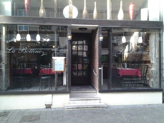 La Bottine - Valenciennes -  Restaurant - Façade - 2018.jpg
