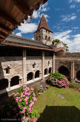 Cloître de Carennac--© Lot Tourisme - G. Giuglio.jpg