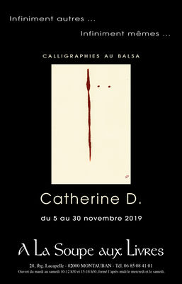05.11.19 au 30.11.19 catherine D caligraphies.jpg