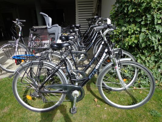 La location de vélo