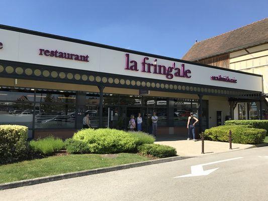 La fringale pont sainte marie troyes champagne tourisme - Restaurant la table de francois troyes ...