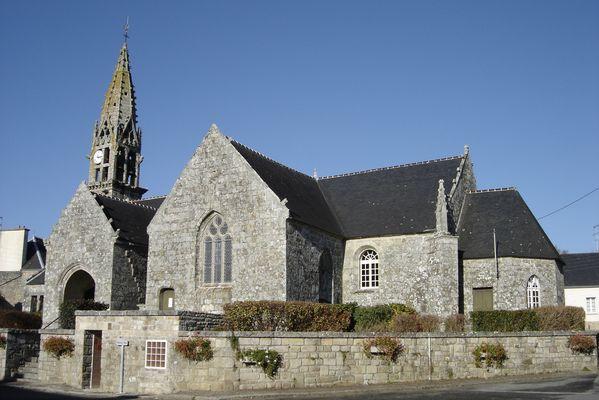 église - Langoëlan - crédit photo OTPRM (8).JPG