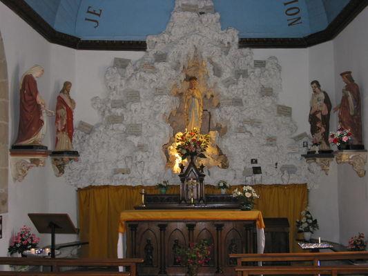 ND de Lourdes - Le Saint - crédit photo OTPRM (3).JPG