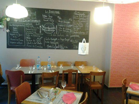 Cantine de Joséphine - Valenciennes -  Restaurant - Intérieur (3) - 2018.jpg