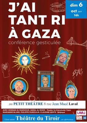 affiche tant ri à Gaza 61019.jpg