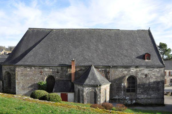 église Notre-Dame de la Fosse - Guémené - ©OTPRM (1).JPG
