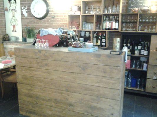 Cantine de Joséphine - Valenciennes -  Restaurant - Comptoir Bar (3) - 2018.jpg