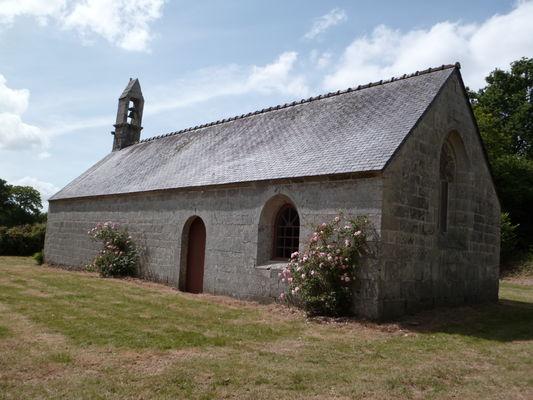 chapelle St Symphorien - Bever - Gourin - ©OTPRM (7).JPG