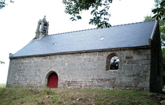 chapelle St Trémeur - Le Saint - crédit photo OTPRM (11).JPG