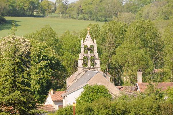 Eglise de Mazerolles ©Béatrice Guyonnet (7).JPG