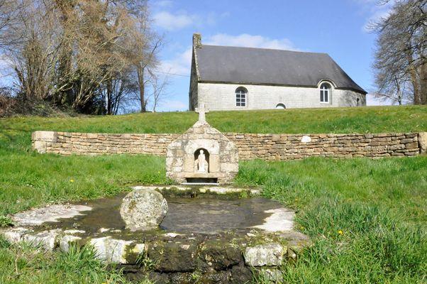 chapelle St Servais - Langoëlan - Pays roi Morvan - Morbihan Bretagne Sud - ©OTPRM (9).JPG