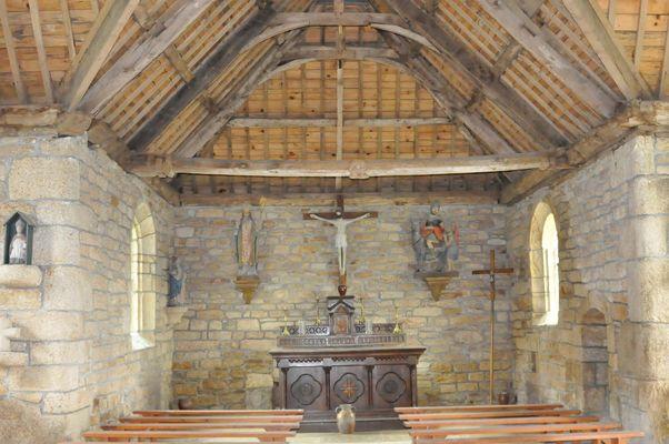 chapelle St-Tugdual - Guiscriff - ©OTPRM (34).JPG