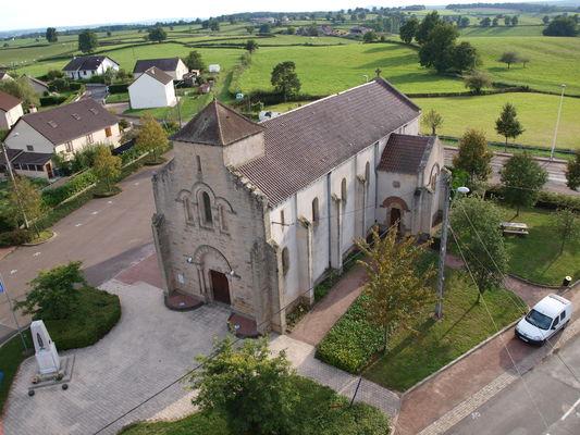 Eglise des Bizots