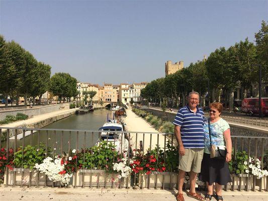 Narbonne, Gruissan et le village de Lagrasse1.jpg