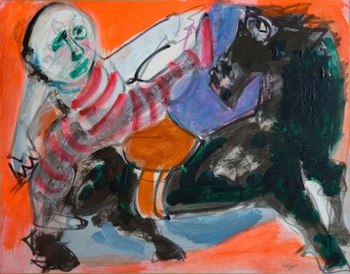 Enfant-ecuyer-au-cheval Bernard Lorjou.jpg