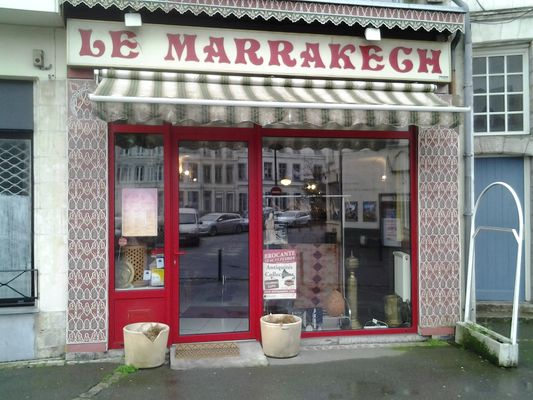 Le Marrakech - Valenciennes -  Restaurant - Façade (2) - 2018.jpg