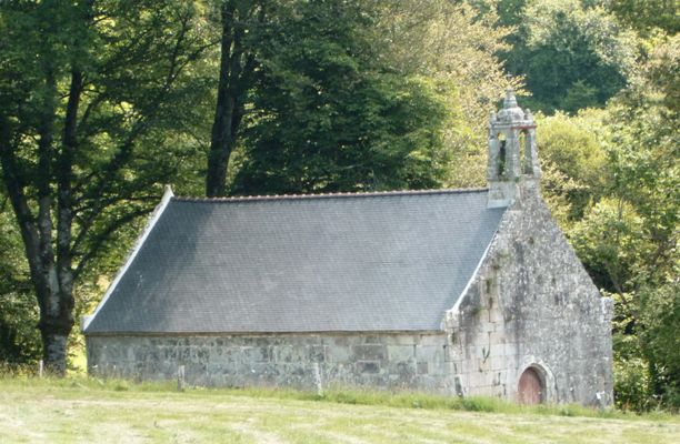 chapelle St Trémeur - Le Saint - crédit photo OTPRM (7).JPG