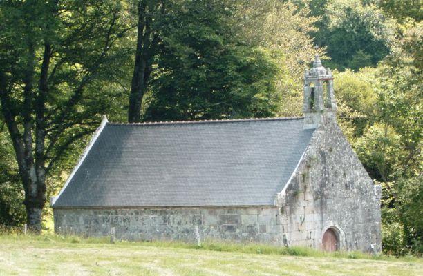 chapelle St Trémeur - Le Saint - crédit photo OTPRM (7).JPG