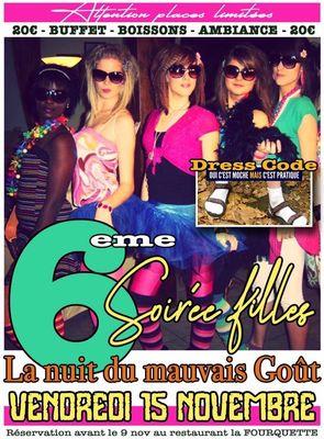 Soirée filles à la Fourquette le 15 novembre.jpg