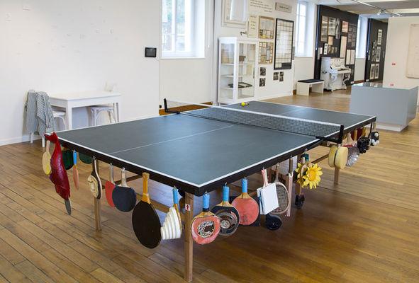 6 - George Maciunas, Flux ping-pong, 1976-2013