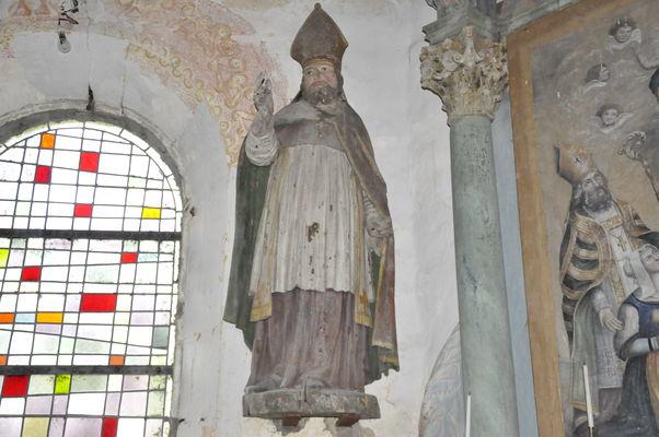 chapelle saint-Guénin - Plouray - ©OTPRM (25).JPG